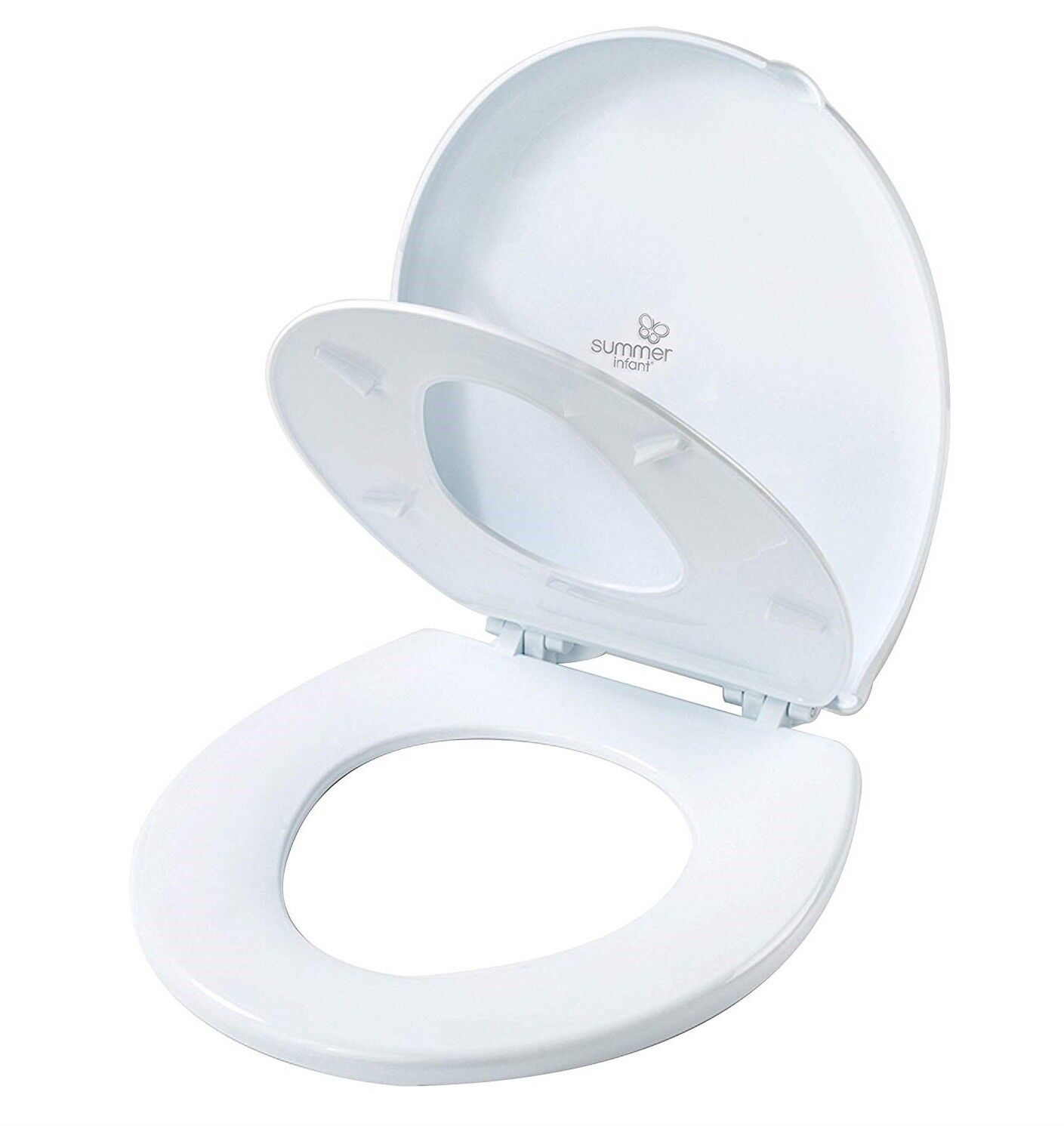 Summer Infant 2-in-1 Toilet Trainer  - Potty Training Seat -