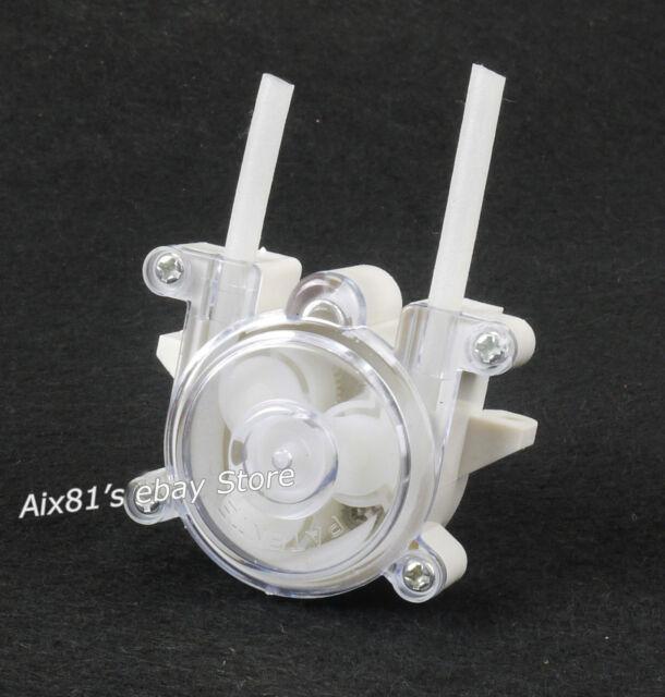 6V DC DIY Dosing pump Peristaltic dosing Head For Aquarium Lab Analytical water