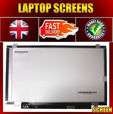 """New Dell Alienware M14X R2 14.0"""" LED LCD Laptop Screen HD Display Panel 40 Pins"""
