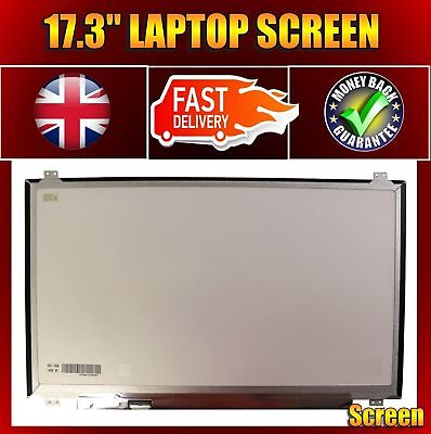 """Replacement Dell ALIENWARE 17 R4 P31E 17.3"""" Laptop LED LCD Screen FHD UK SELLER"""