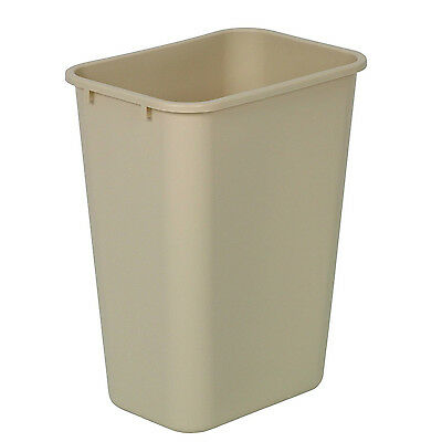 41 1 4 quart beige trash can