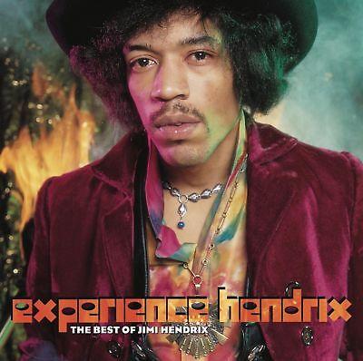 JIMI HENDRIX EXPERIENCE HENDRIX THE BEST OF 2-LP VINYL ALBUM (Greatest Hits)
