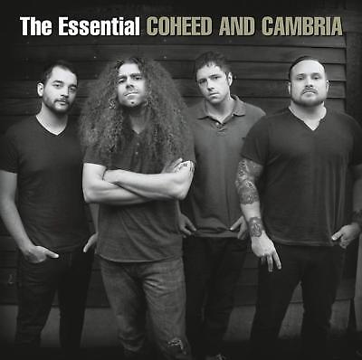 COHEED AND CAMBRIA (2 CD) THE ESSENTIAL ~ GREATEST HITS / BEST OF &
