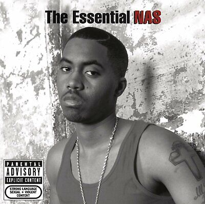 NAS (2 CD) THE ESSENTIAL ~ GREATEST HITS~BEST OF ~ GANGSTA HARDCORE RAP