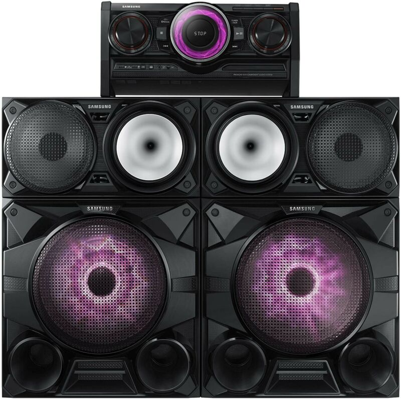 SAMSUNG MX-HS 7000 Giga Sound System (2014 Model) with Remote.Local Pick Up Only
