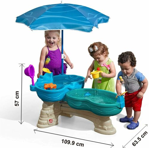Step2 Water Table. Spill & Splash Seaway Edition New.
