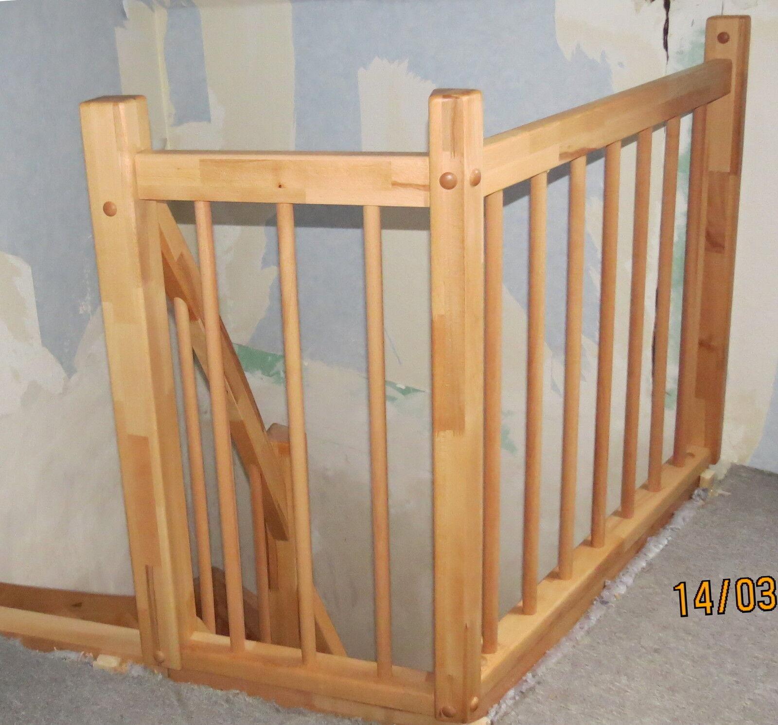 holzhandlauf innen gel nder holz massivholztrepe holztreppe wangentreppe buche eur 183 00. Black Bedroom Furniture Sets. Home Design Ideas