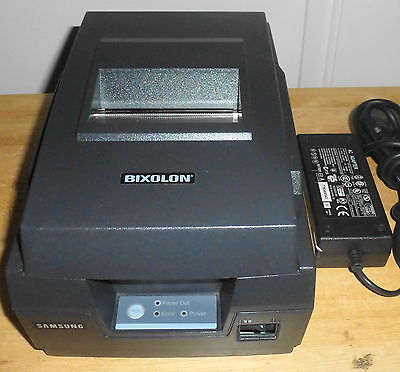 Samsung Srp-270apg Dot Matrix Pos Receipt Printer - Parallel Interface - Tested