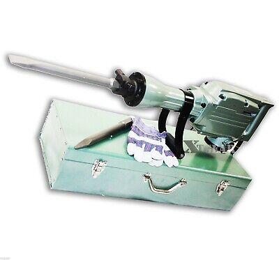 1240w Electric Jack Hammer Demolition Concrete Breaker Punch Chisel 2bit 1400bpm