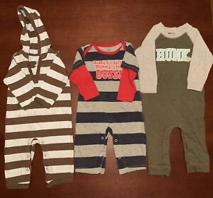 Baby boy one piece outfits