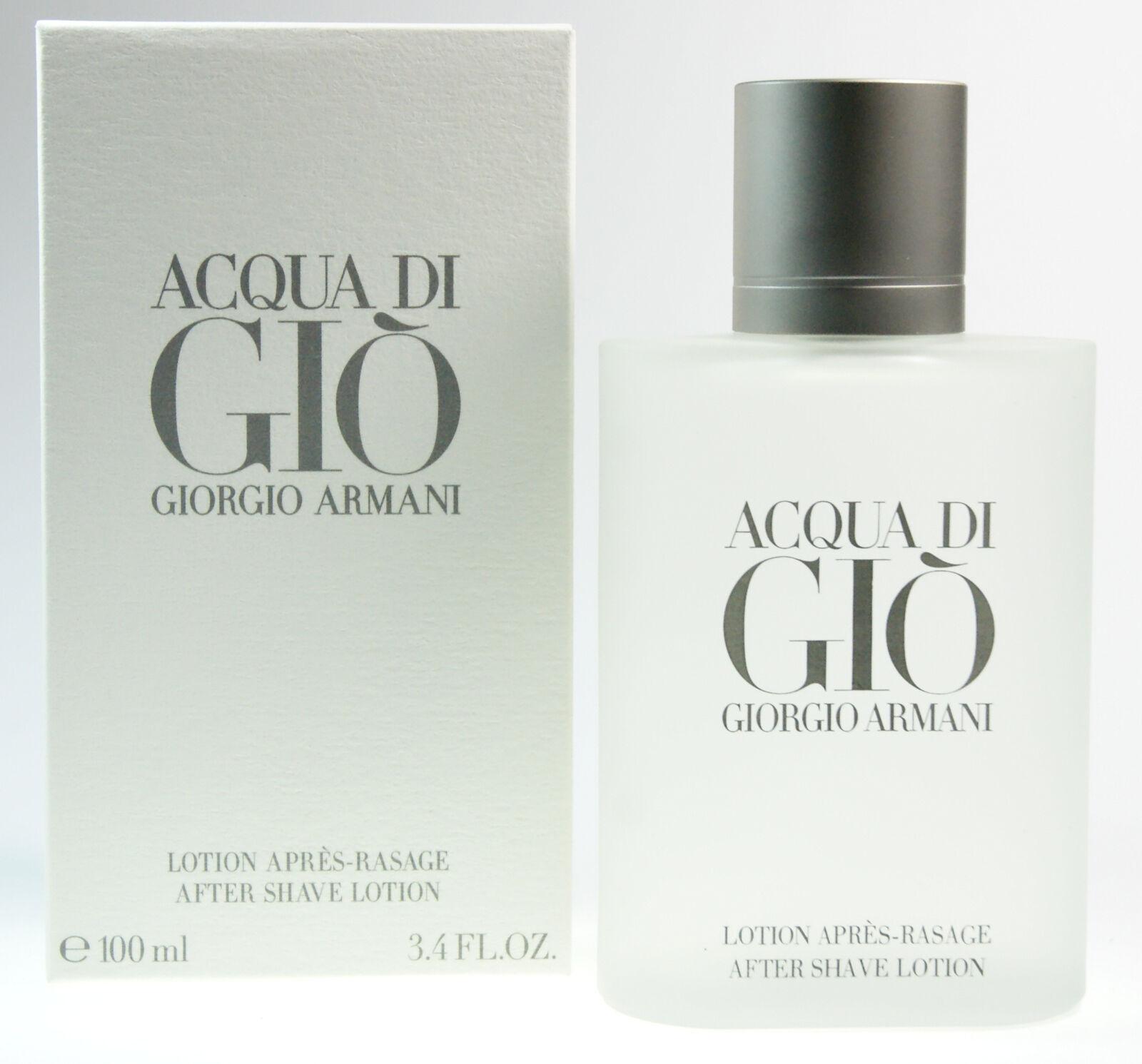 купить Giorgio Armani Acqua Di Gio Homme After Shave на Ebayde из