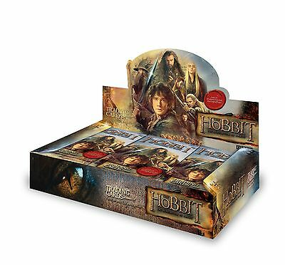Hobbit Desolation of Smaug Factory Sealed Trading Card Box