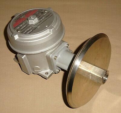 United Electric J120-534 Pressure Switch J120534 Range 2.5-50 W.c. 480vac New