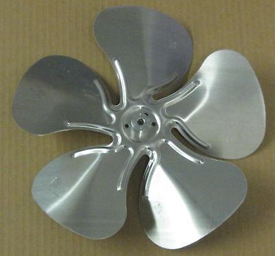 A61205 Metal Fan Blade 12 Diameter 5 Blades 516 Bore Hub Cw 24 Degree Prop