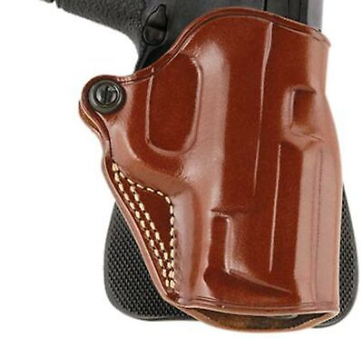 Galco Speed Paddle Holster for S&W L FR 686 3-Inch (Tan, Right-Hand)