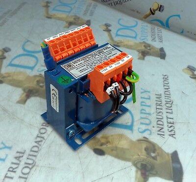 Eastern Transformers Wv100p7s8 Class E 1 Ph 100 Va Transformer