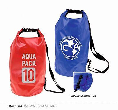 Borsa/Zaino IMPERMEABILE resistente all'acqua, SPORTIVA Bag Water Resistant