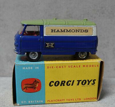 Corgi 462 Commer Van HAMMONDS Mint Boxed