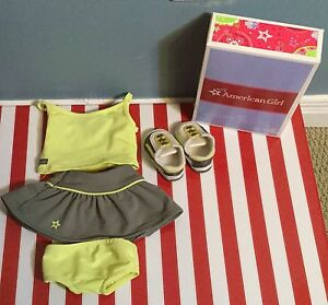 Tennis Outfit for her American girl dolls