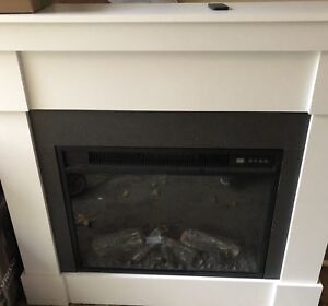 Cabinets and gas fireplaces for sale