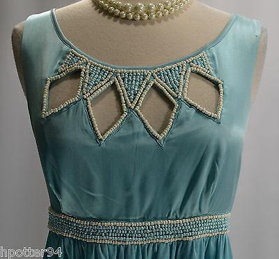 Arden B. Dress Bubble beaded Silk blend sexy cut out Dress mini SZ M L NWT $128