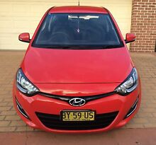2012 Hyundai i20 Hatchback Adamstown Newcastle Area Preview