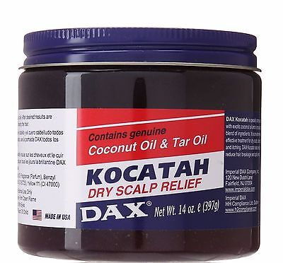 DAX Kocatah With Coconut Oil & Tar