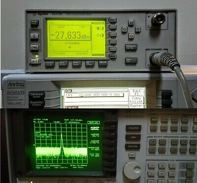 Hp 8562a 22 Ghz Spectrum Analyzer - Calibrated And Tested - Warranty - Agilent