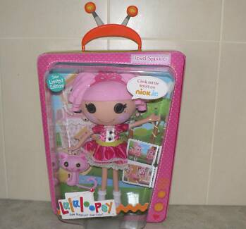 BRAND NEW - LARGE Lalaloopsy Jewel Sparkles doll Limited Edition.
