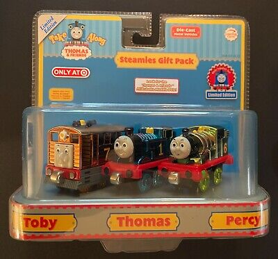 STEAMIES GIFT PACK Take Along Thomas & Friends Learning Curve NEW LIMITED ED