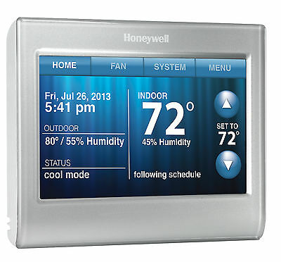 Honeywell 9580 WIFI Touchscreen Smart Thermostat | * Brand New Sealed*