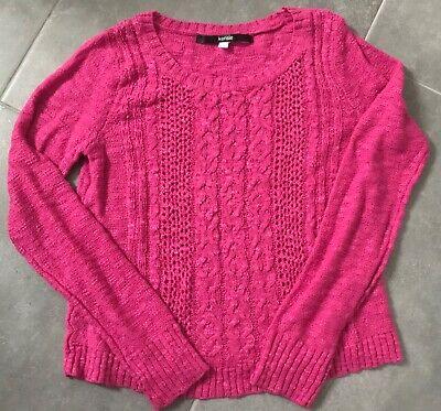 Kensie Ladies Jumper - Size M - Pink - BNWT