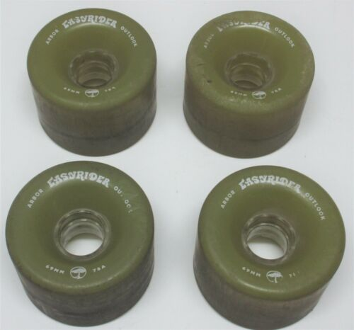 Arbor Outlook Easyrider 69mm 78A Longboard Wheels