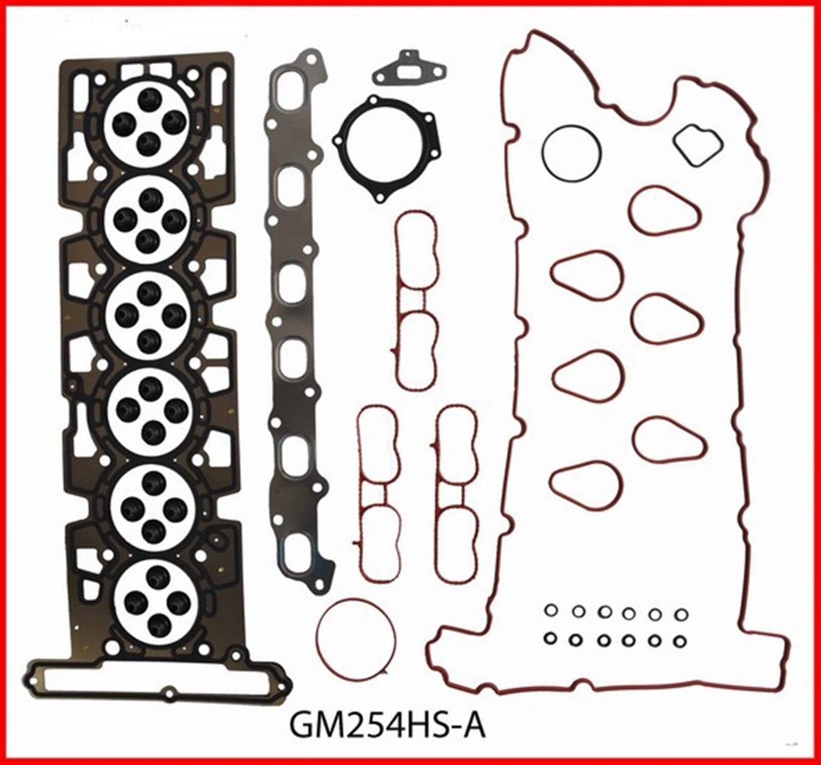 2002-2005 Chevrolet GM GMC 4.2L 4200 L6 Vortec LL8 ReRing Kit w ...
