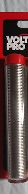 Pro Electrical Solder Lead Free Rosin Core 99.3 Tin .7 Copper 12.5 Grams