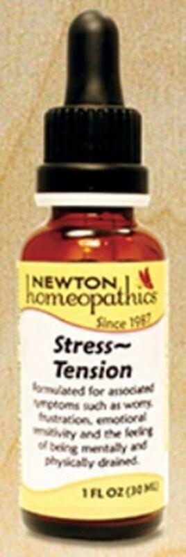 Newton Homeopathics Stress-Tension 1 oz