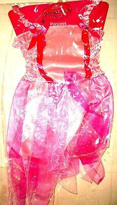 ♥ Kleid Kostüm Karneval Fee Flügel mit Zauberstab Zepter & Haarreif Fasching ♥