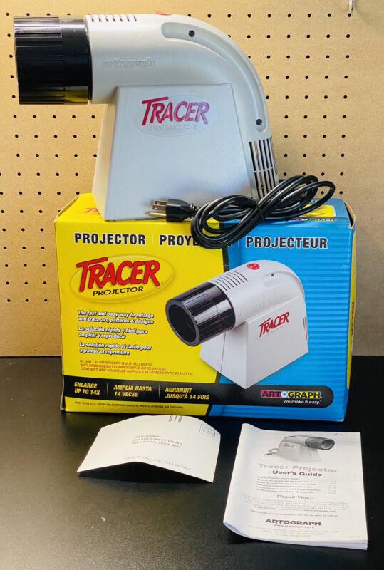 Artograph Tracer 100w Model 225-360 W/ Original Box & Manual 2009