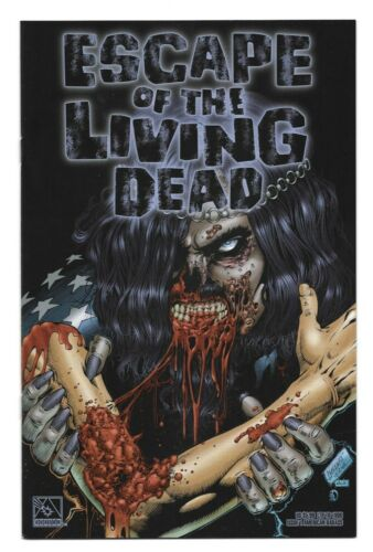 Escape Of The Living Dead #1 American Badass (2005) nm condition comic / st13