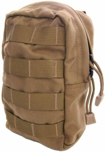 NEW MILITARY MARINE CORPS SPECTER MOLLE II COYOTE BROWN UTILITY FIRST AID POUCH