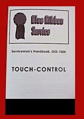 Hydraulic Touch Control Service Manual Ih Farmall Cub Super A C Av 100 130 140