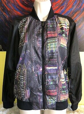 3e843253bc41c アメリカ Women's Adidas Originals Tokyo Printed Superstar Track Jacket Size  Small S19951