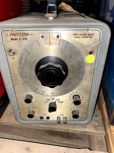 Vintage Precision Solid State Model E-310B Sine/Square Wave Generator