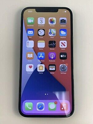 Apple iPhone 12 Pro Max 128GB Pacific Blue (AT&T) A2342 Smartphone Financed