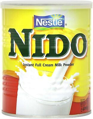 Nestle Nido Full Milk Powder - Instant Cream - 400g Tin