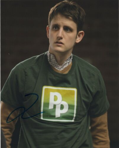 Zach Woods Silicon Valley Autographed Signed 8x10 Photo COA 2020-3