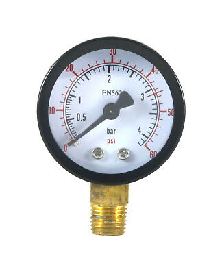 Low Pressure Co2 Gauge For Beersoda Keg System Regulator