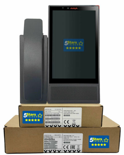 Avaya Vantage K175 w/J2B1 Wireless Handset (700513905, 700512398) Brand New