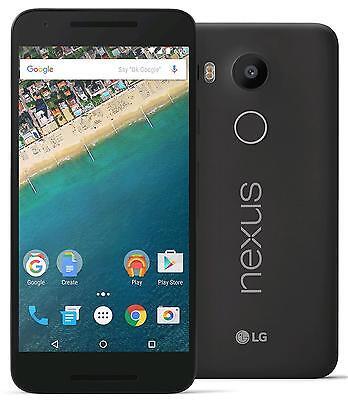LG Google Nexus 5X Unlocked 32GB H790 Smartphone Black 9/10 Mint
