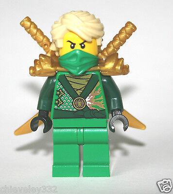 Lego 70725 70722 Ninjago Lloyd Rebooted Minifigure Brand New and Genuine Ninja